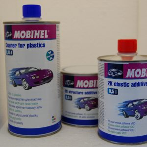 Боядисване на пластмаси